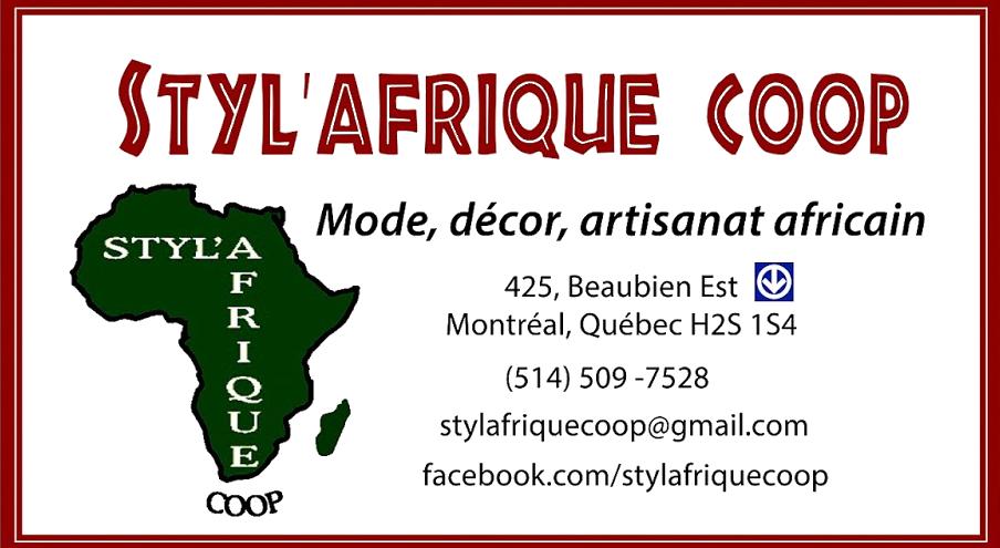 Mode, décor et artisanat africain