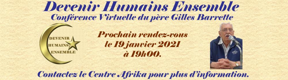 CENTRE AFRIKA = Lieu d'hospitalité solidaire.